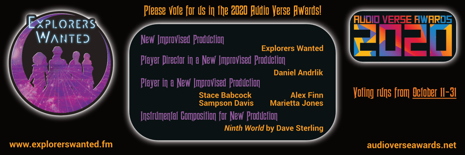 Vote for Explorers Wanted! feature image
