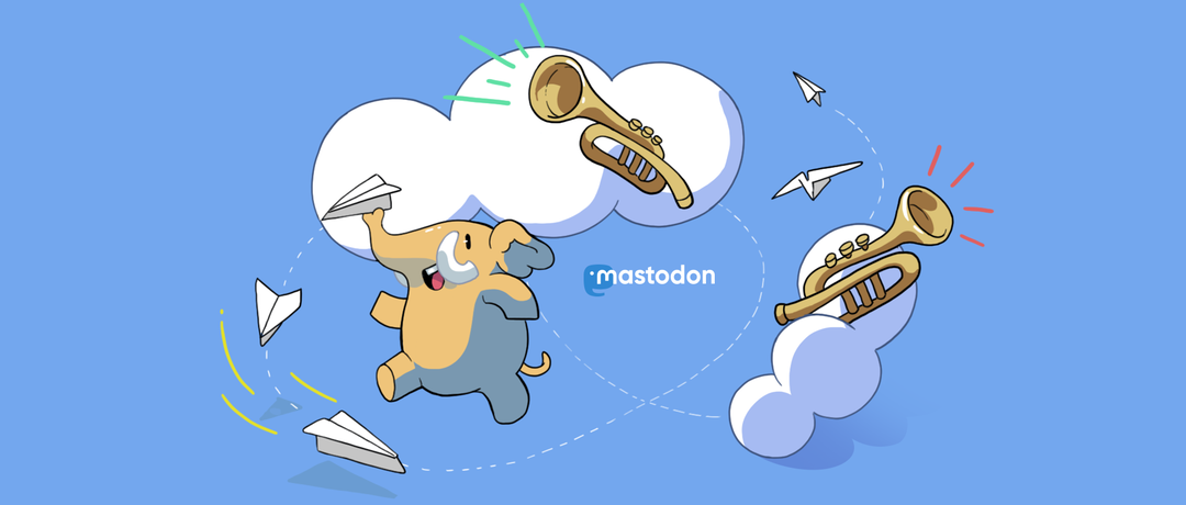 Riding the Mastodon feature image